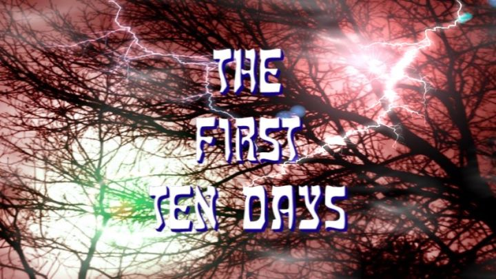 The First 10 Days Audio Mp3 Series