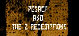 Pesach and the 2 Redemptions: MP3